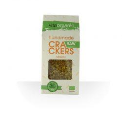 Cracker Crudivegano Masala Eco 90g (Vitaorganic)