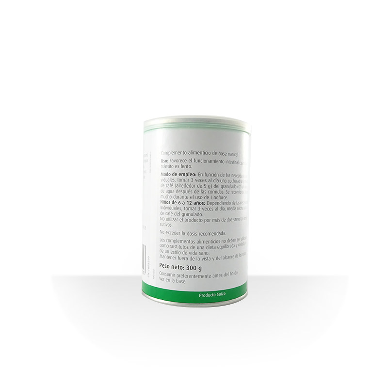 Linoforce granulado vegetal 300 g