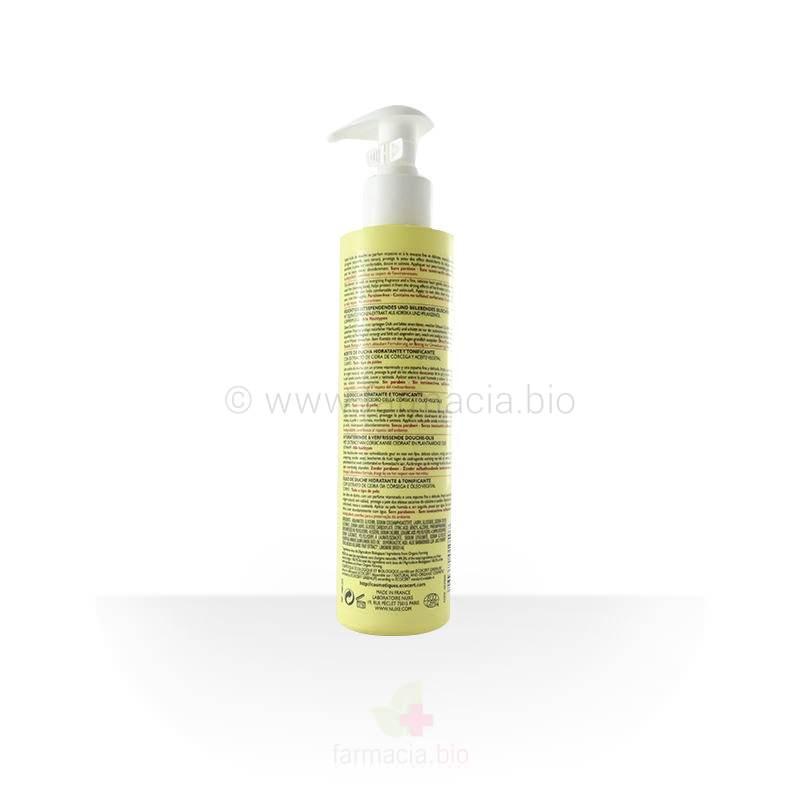 Aceite de ducha hidratante y tonificante 200 ml Nuxe Biobeauté