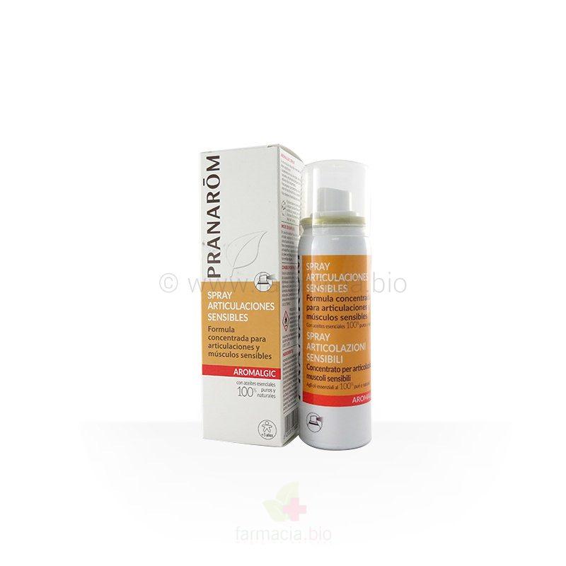 Aromalgic spray articulaciones sensibles 50 ml Pranarôm