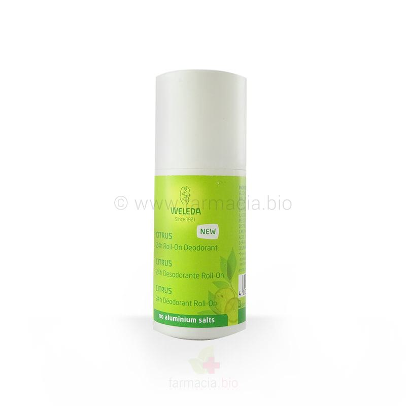 Desodorante Roll-on 24h de citrus 50 ML