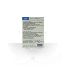 Phytostandard Cúrcuma 20 cáspulas