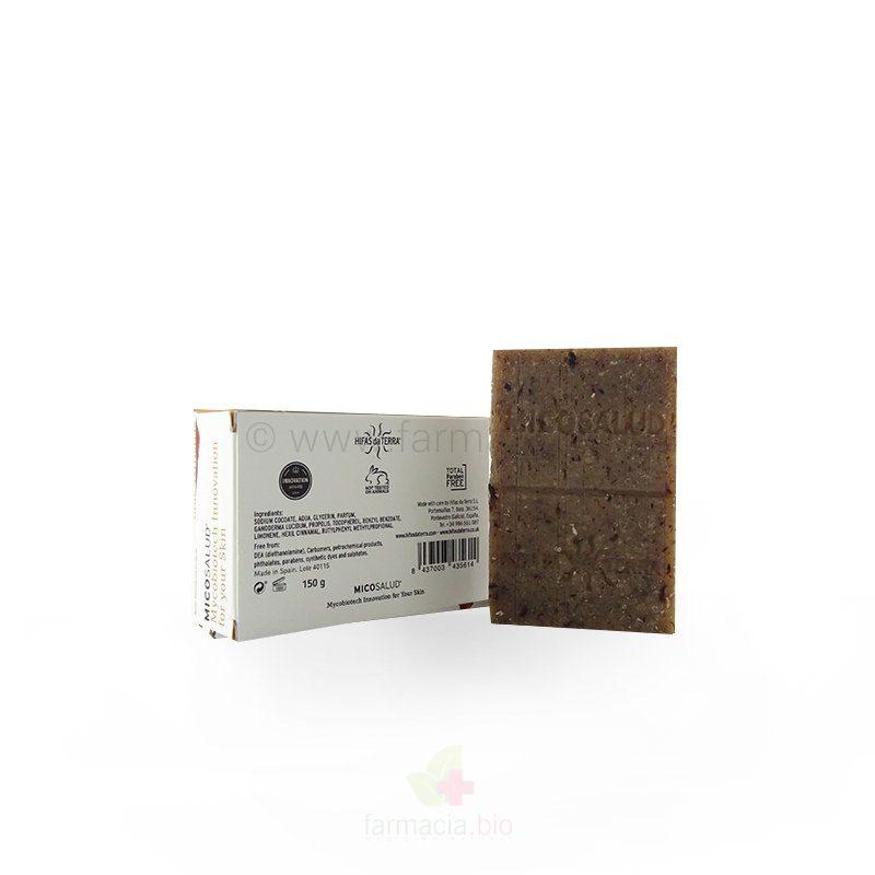Jabón de Reishi, própolis y vainilla 150 GR