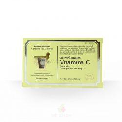 Activecomplex Vitamina C 60 caps
