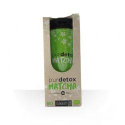 Bebida PurDetox Matcha bio 14 sticks