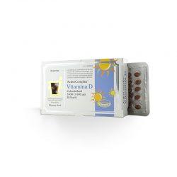 ActiveComplex Vitamina D 80 caps