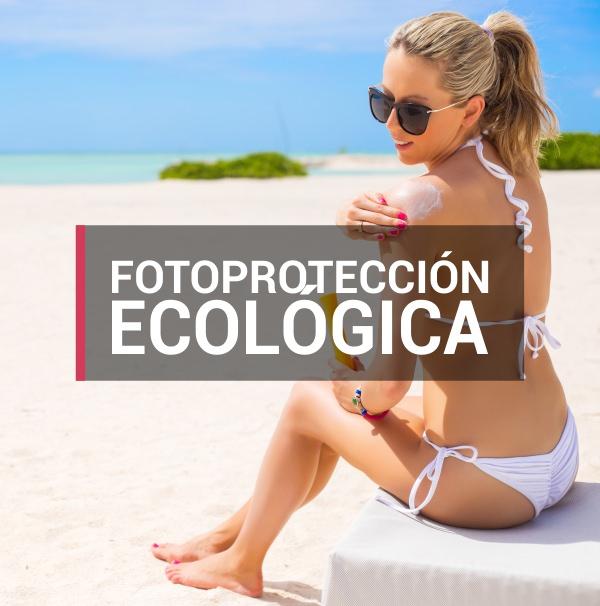 Fotoprotección ecológica para niños y adultos